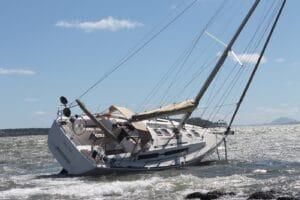 Námořní nehody :: ztroskotání