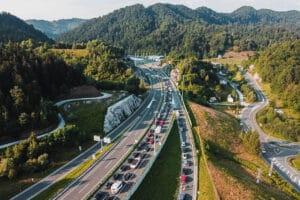 Autem do Chorvatska: Dálniční poplatky na jednom místě