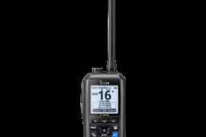 iCom M94-DE :: Ruční vysílačka s DSC a AIS