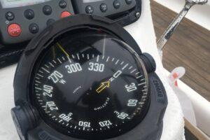 Kam ukazuje kompas